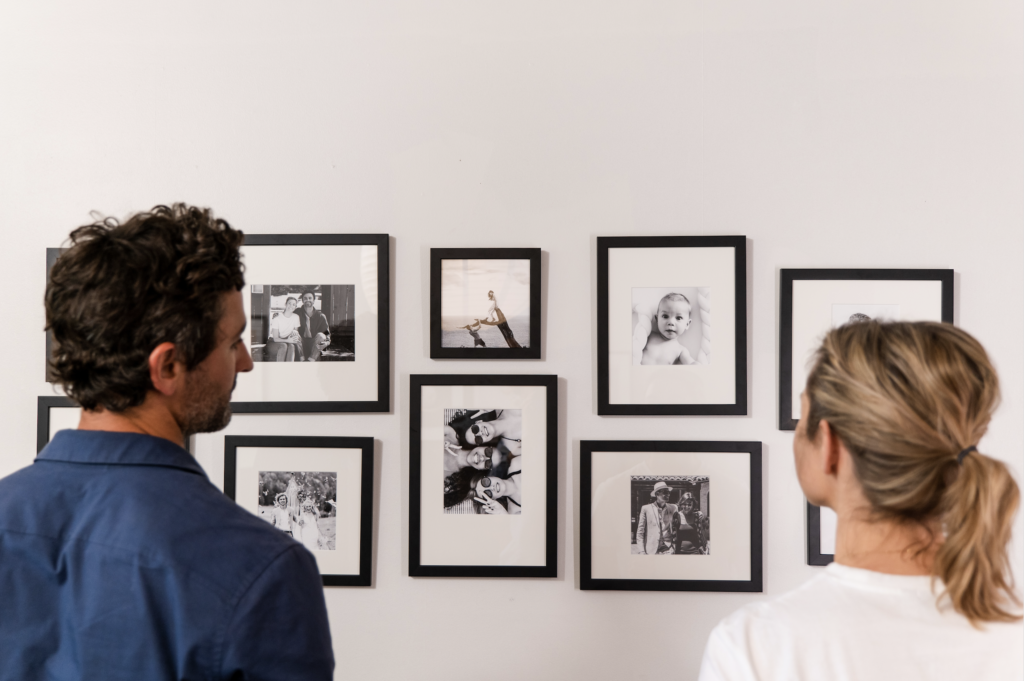 How-To Create A Gallery Wall, Easily.